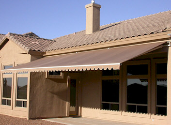 Save 20% on Retractable Awnings