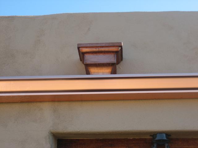 Copper Collector Box