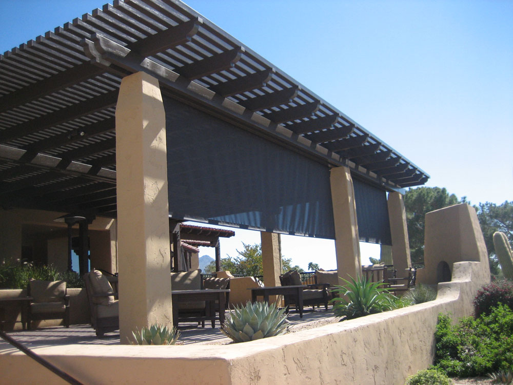 Aluminum Patio Awnings