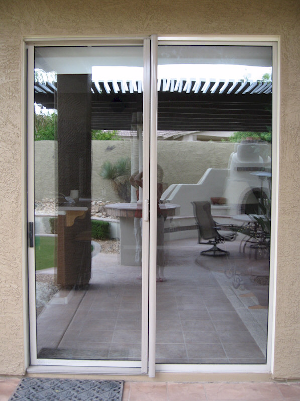 ClearView Retractable Screen Door Maintenance