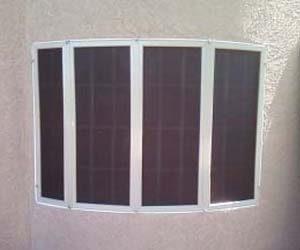 Window Sunscreens