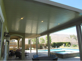 Nice Recessed Lighting For Alumawood Patio Covers