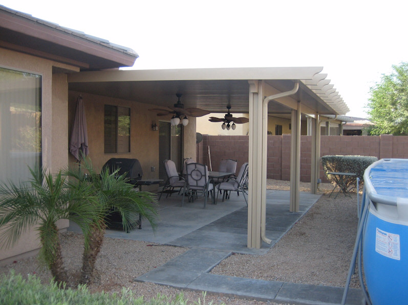 ... Louvered Patio Covers Phoenix By Alumawood Aluminum Patio Covers  Phoenix Aaa Sun Control ...