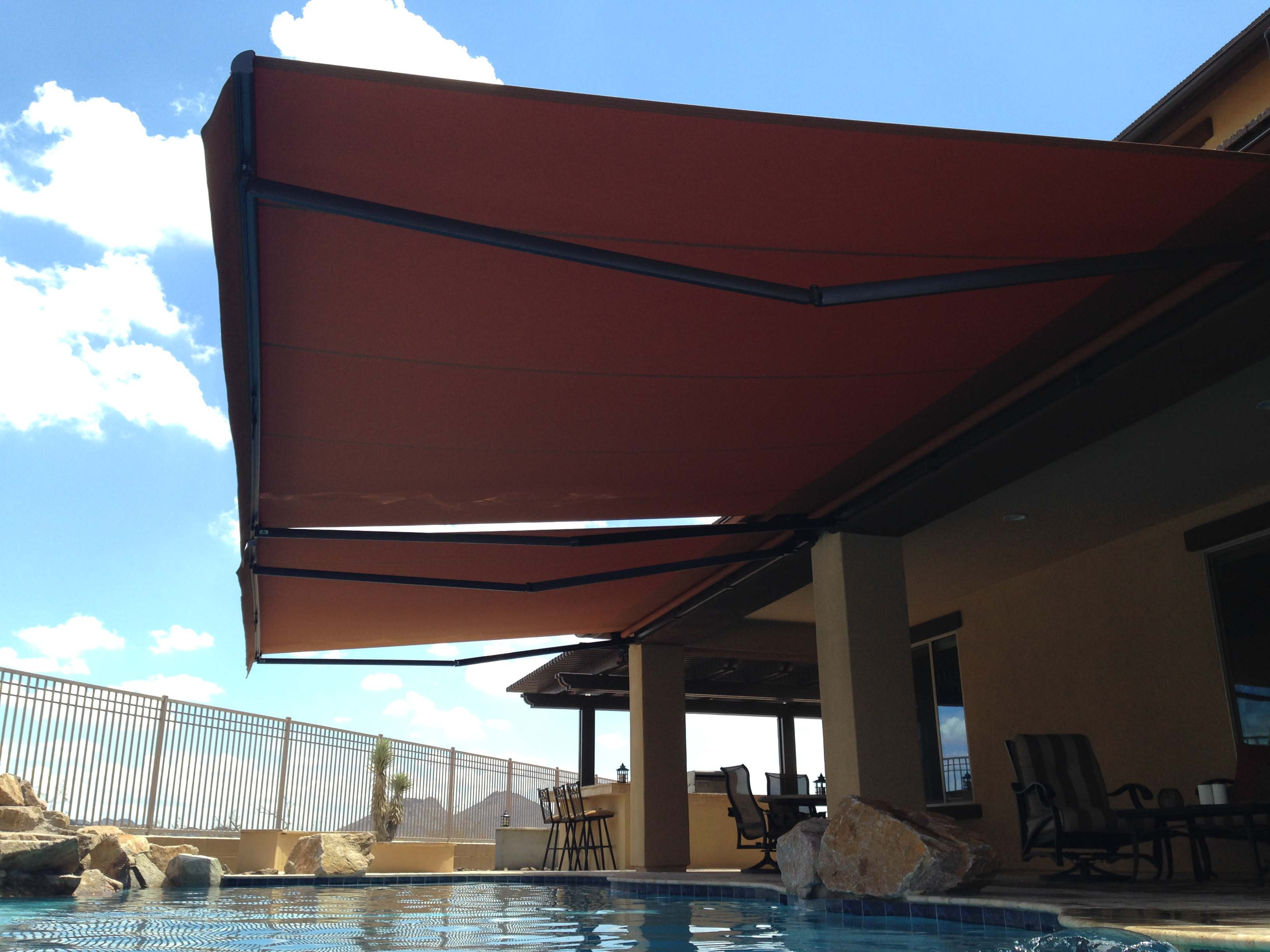 Retractable Awnings Phoenix Aaa Sun Control