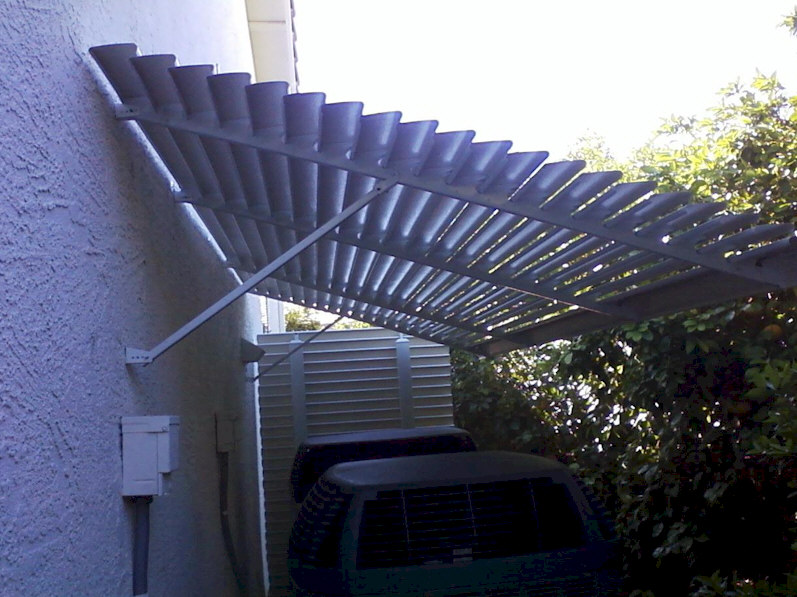 Louvered Awnings Phoenix Az Aaa Sun Control