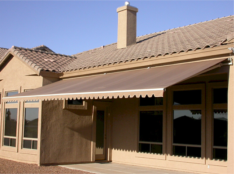 Great Retractable Awnings