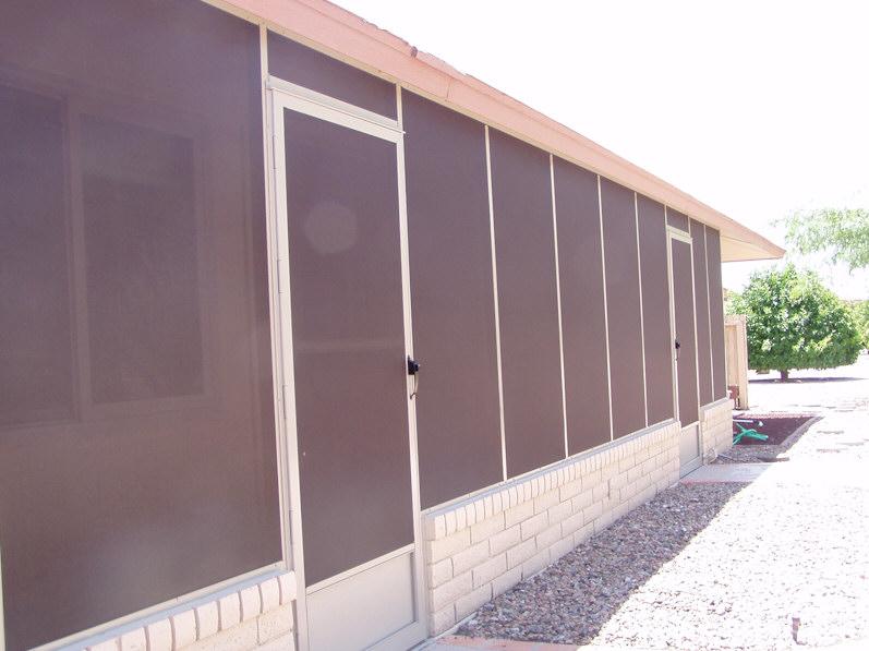 Screened Patio Enclosure