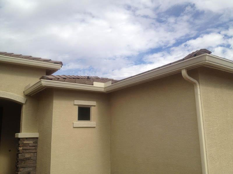Arizona Rain Gutters