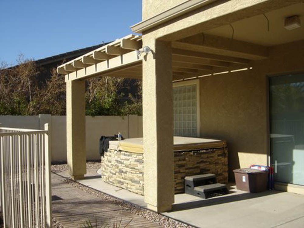Alumawood Decorative Porch Columns Aaa Sun Control