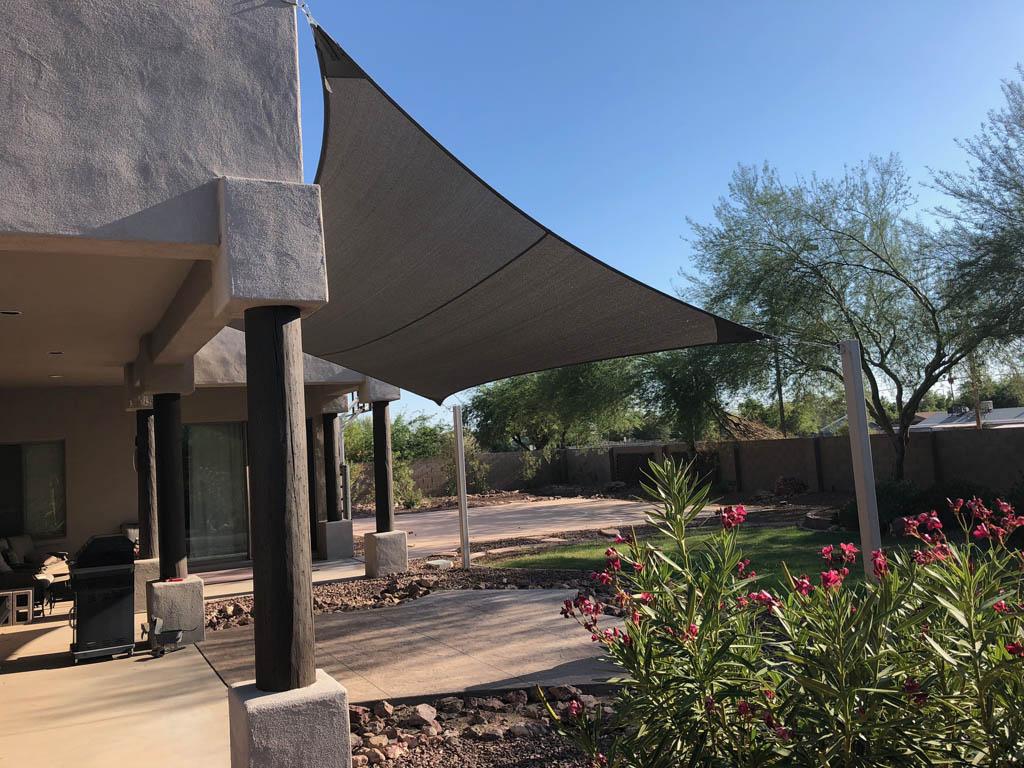 Arizona Rain Gutters Sunscreens Leaf Guard Shur Flow Vs Ez
