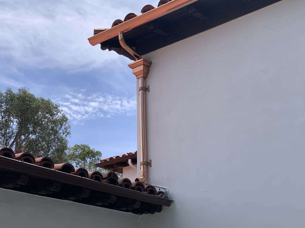 Arizona Rain Gutters